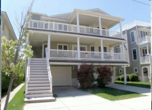 Beautiful 5 bedroom home close to Beach and Boardwalk